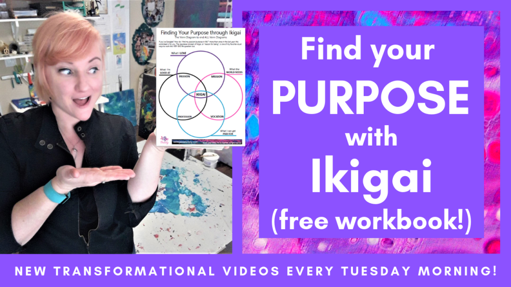 Jessie Britely Ikigai Video Thumbnail